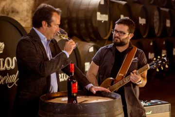 Sherry on the Rock, primer maridaje entre rock y vino