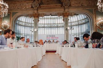 Ganadores del Premio Vila Viniteca de cata por parejas