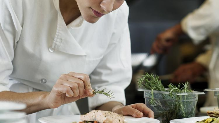 Mujer Gastronómica