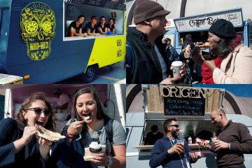 Arranca Expo Food Trucks Nuevos Ministerios
